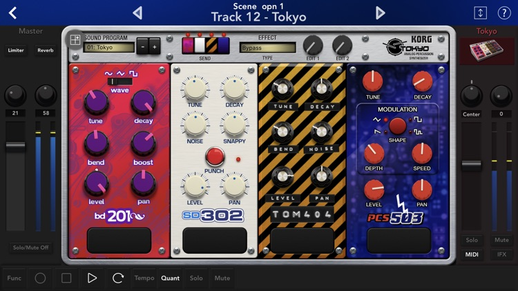 KORG Gadget 2 screenshot-4