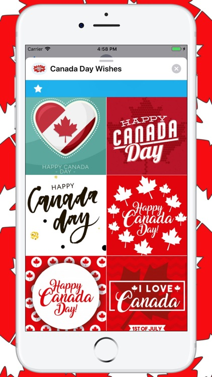 Canada Day Wishes screenshot-6