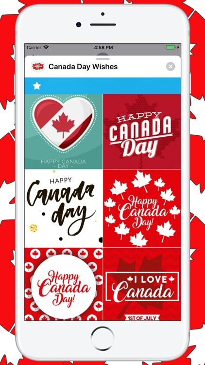Canada Day Wishes screenshot-6