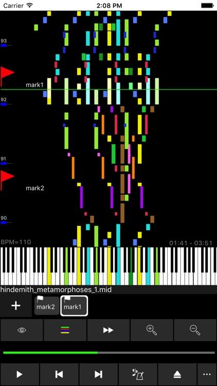 MIDI Voyager screenshot-3