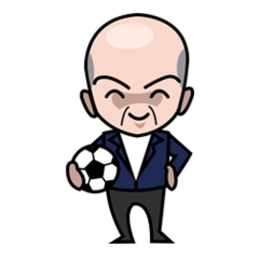 大叔爱足球