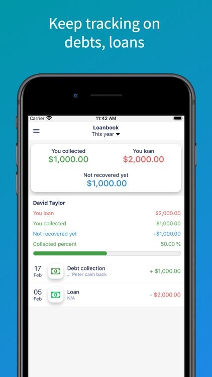SmartMoney - Budget Planner screenshot-3