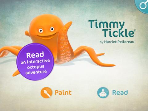 Timmy Tickle - náhled