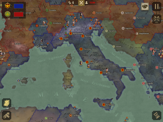 Great Conqueror: Rome screenshot 14