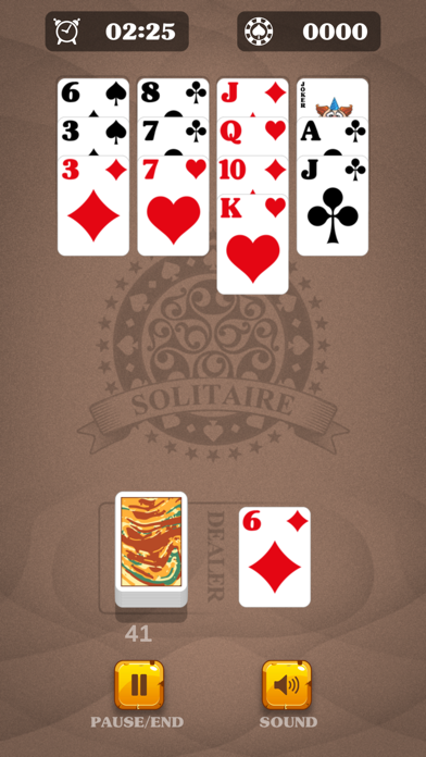 5-Card Solitaire: Match Cards screenshot 6