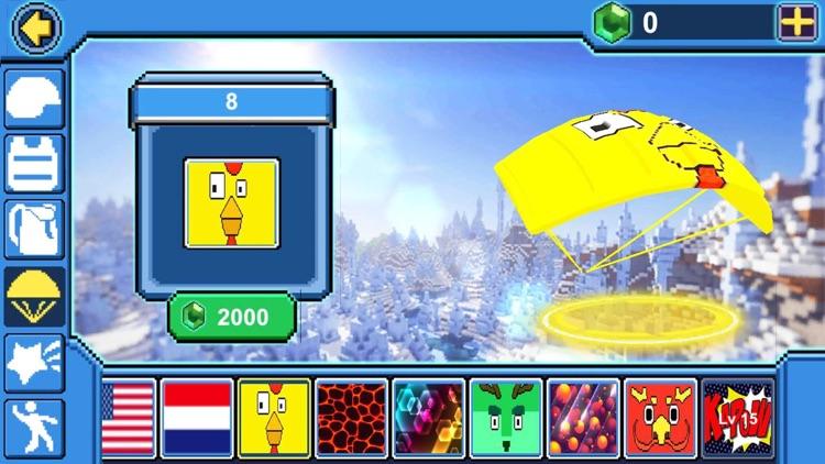 Wild battle lands screenshot-4