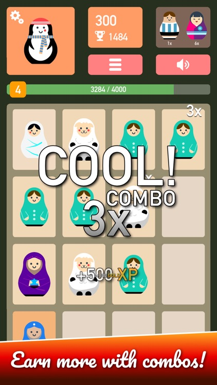 Matryoshka Puzzle Game