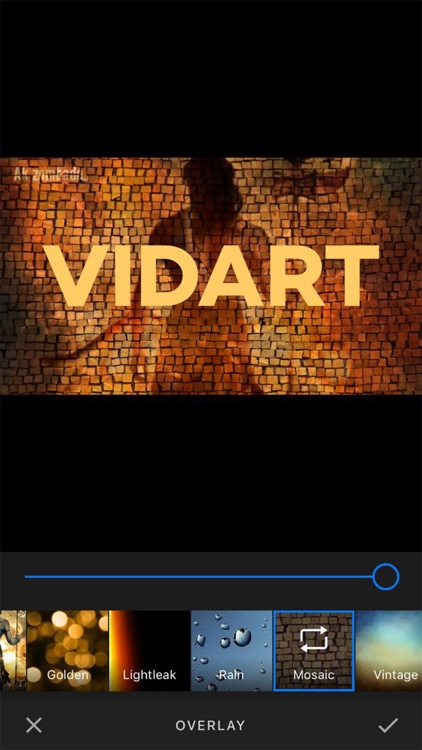 VidArt - Video Editor screenshot-5