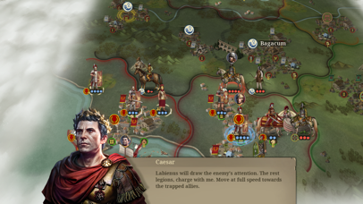 Great Conqueror: Rome screenshot 3