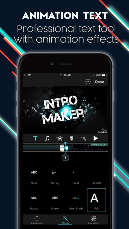 Intro Maker: Vlog Video Maker