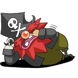 Pirate Red Beard part3
