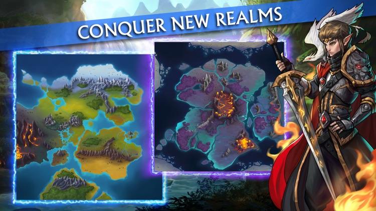 Gems of War – Match 3 RPG screenshot-4