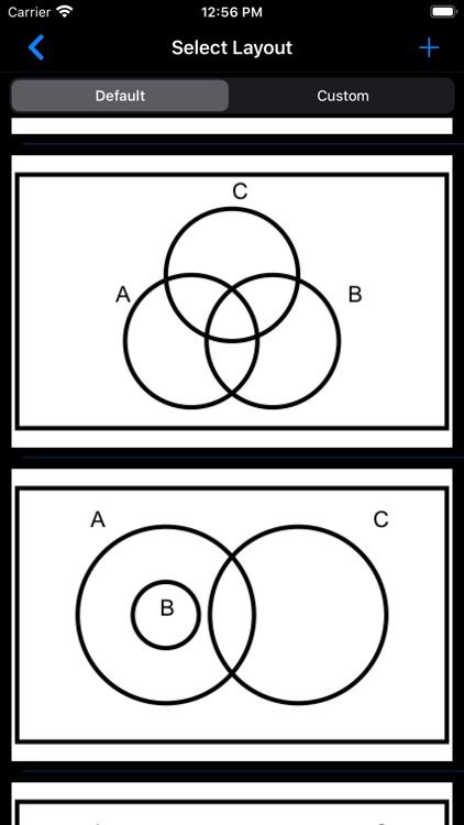 Venn Diagram Shader screenshot-3