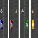 Control four Cars!!