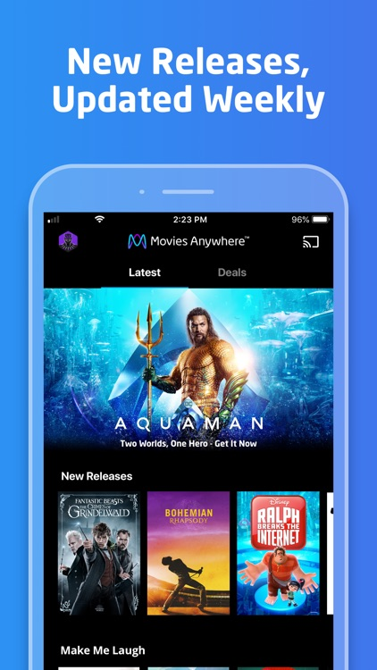 Movies Anywhere screenshot-2