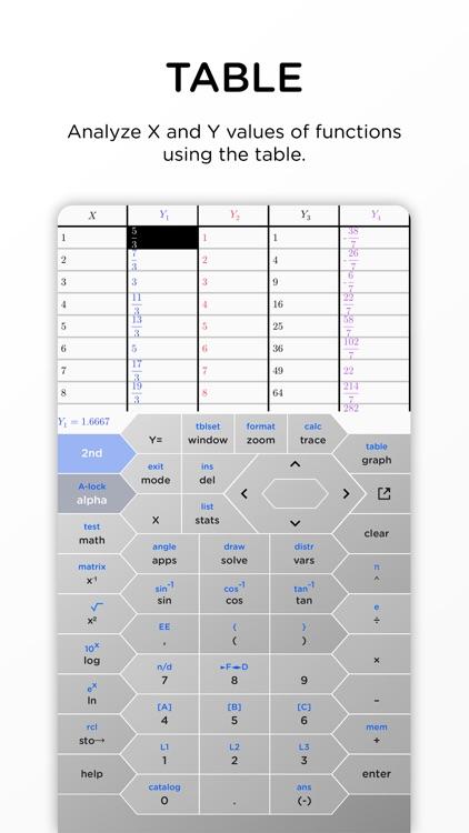 HyperCalc Graphing Calculator screenshot-4