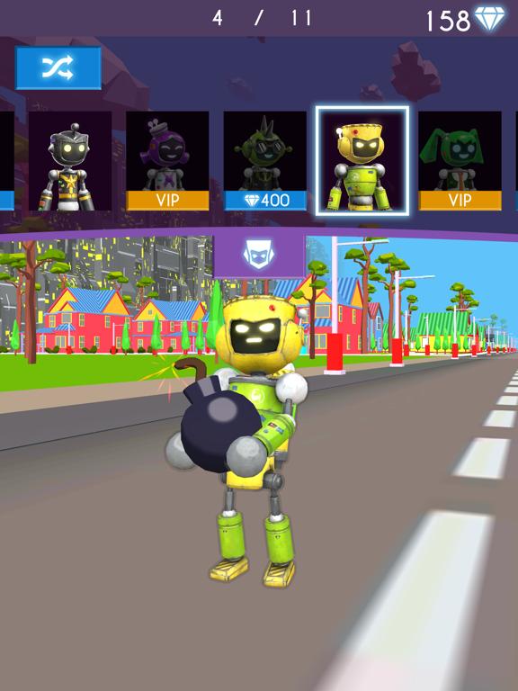 Bomb it! Bounce Masters screenshot 8