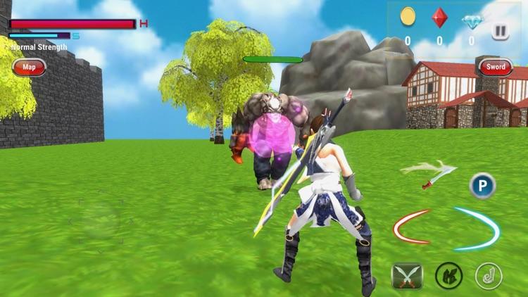Samurai Fighter screenshot-5