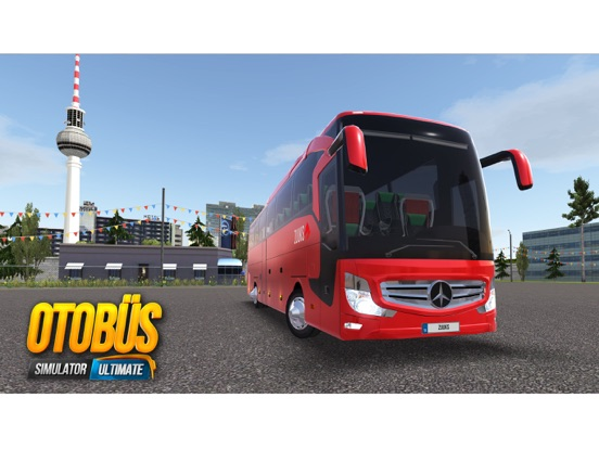 Otobüs Simulator : Ultimate ipad ekran görüntüleri