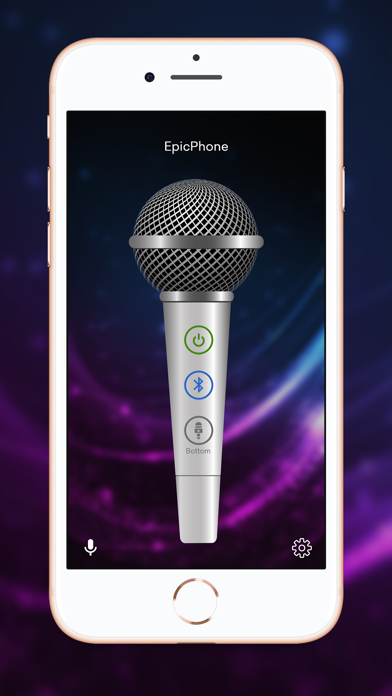 EpicPhone - Amplify Your Voice screenshot one