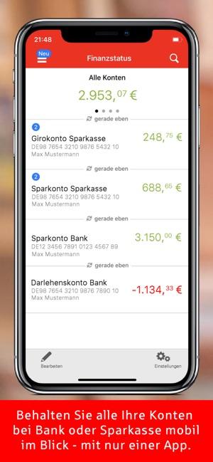 Sparkasse Ihre Mobile Filiale Im App Store