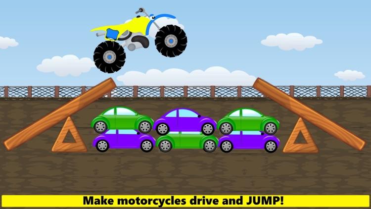 Monster Trucks Game Kids FULL