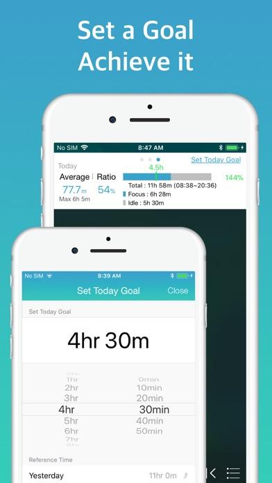 Focus Timer - Keep you focused Screenshots
