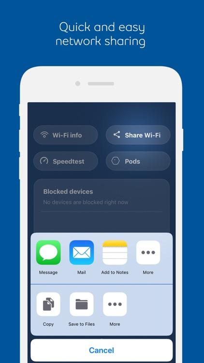 Bell Wi-Fi screenshot-4