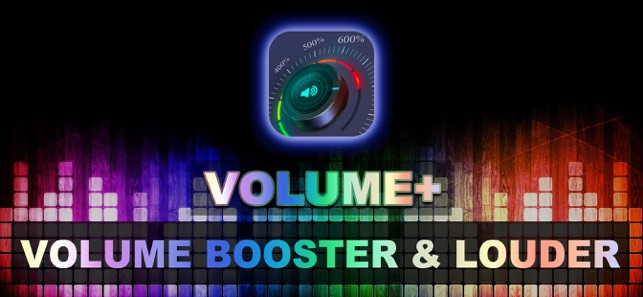 Volume+ - Volume Booster/Muter on the App Store