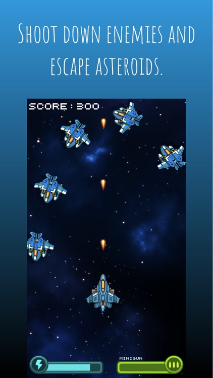 Senlima Space Shooter