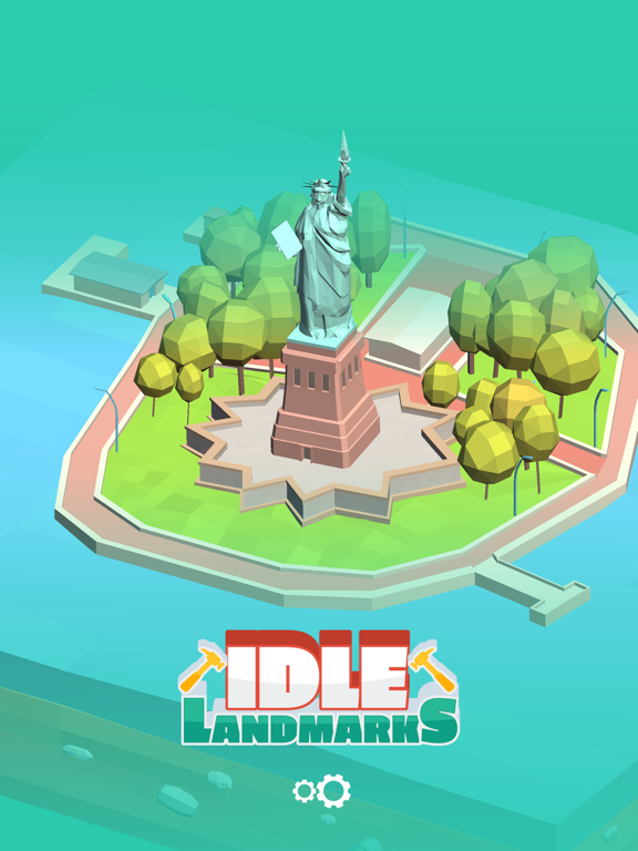 Idle Landmarks screenshot 5