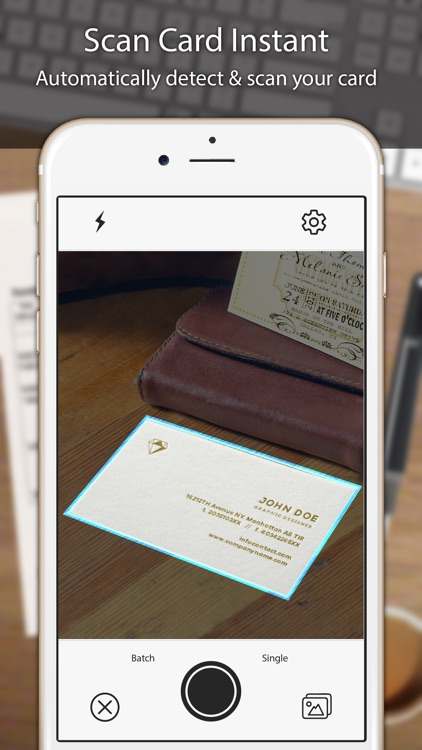Business Card Scanner Pro screenshot-4
