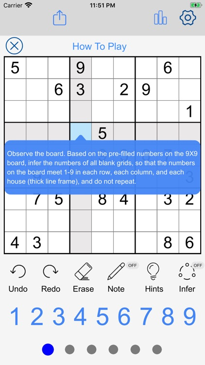 Sudoku Player - Number Puzzles