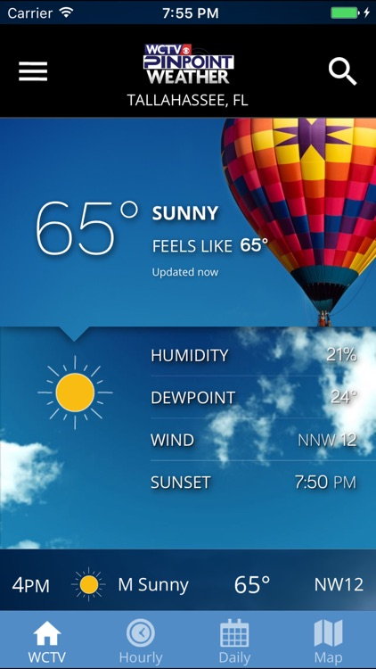 WCTV Pinpoint Weather