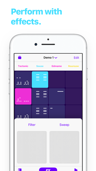 Beatwave 3 - Music Made Easy Screenshot