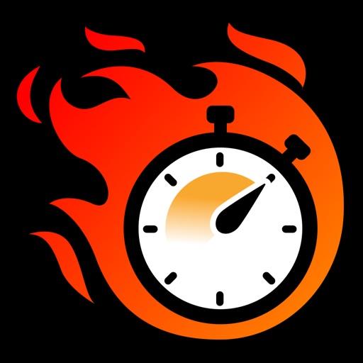 Burn It: Interval Timer Tabata