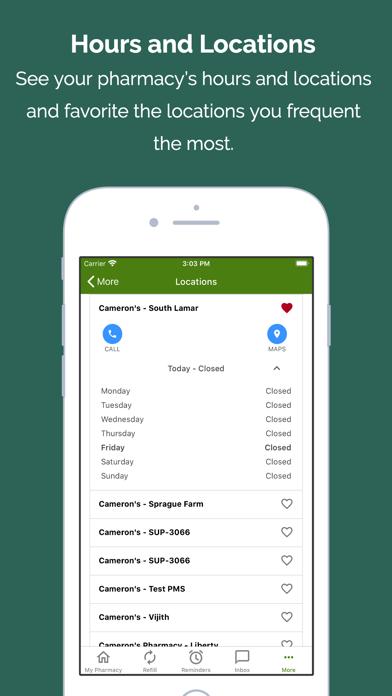 PocketRx - Refill MedicationsScreenshot of 8