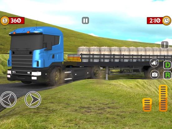 Drive Heavy Truck Simulator 3D screenshot 3