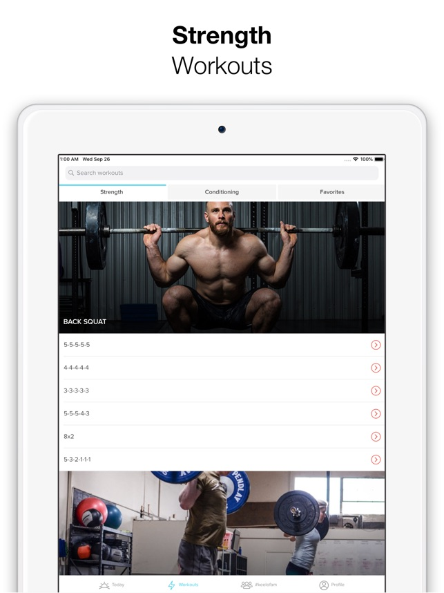 Keelo - Strength HIIT Workouts on the App Store