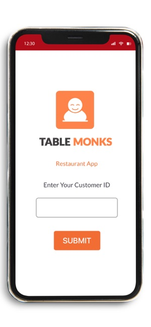 Table Monks Admin App on the App Store