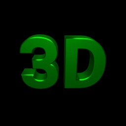Banner 3D - scrolling text app