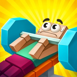 Idle Gym City - fitness tycoon