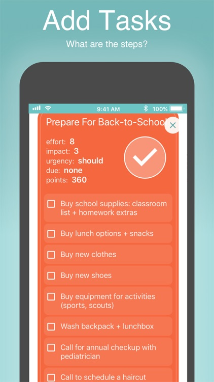 The Arena App: Project Planner screenshot-3