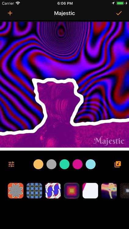 Majestic - Trippy filters screenshot-3