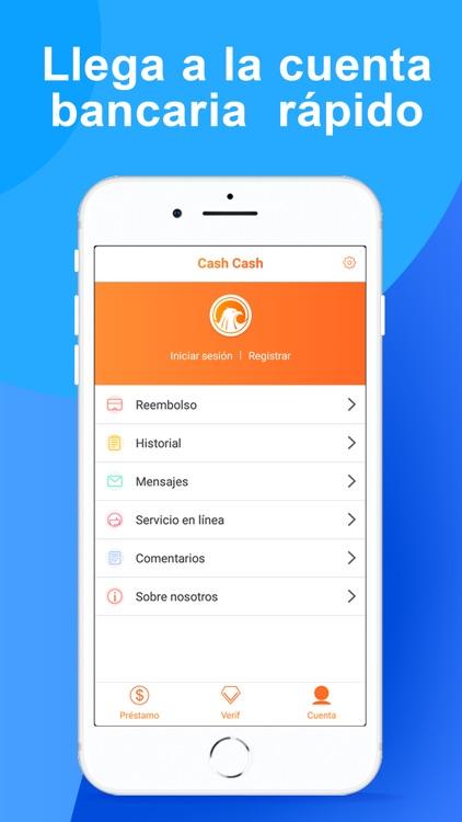 CashCash - Préstamo de Crédito screenshot-3