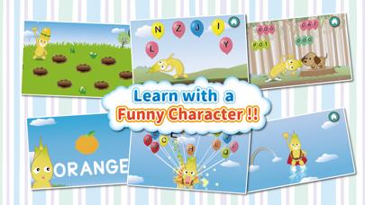 英語学習ができる幼児向け知育アプリ!ABC GooBeeのおすすめ画像2