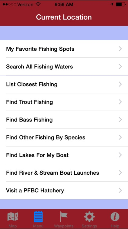 GPS Fishing Guide to PA screenshot-4