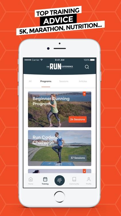 The Run Experience screenshot-0
