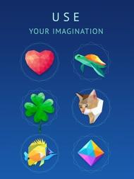 Polysphere - art of puzzle ipad images
