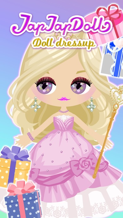 最新スマホゲームのTapTapDoll-人形をタップしてアイテムGET!が配信開始!